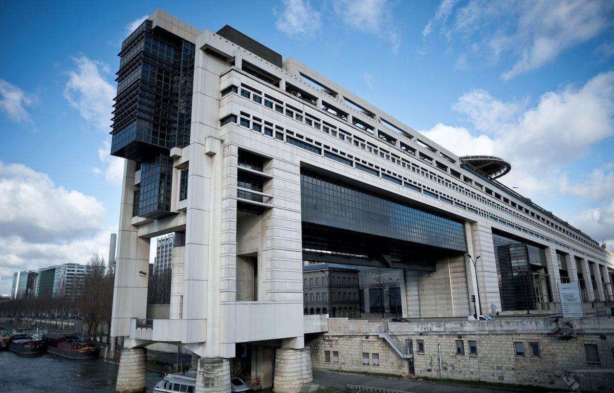 Le ministère de l'Economie et des Finances à Bercy. – NICOLAS MESSYASZ/SIPA