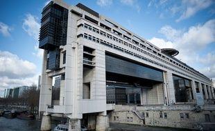 Le ministère de l'Economie et des Finances à Bercy.