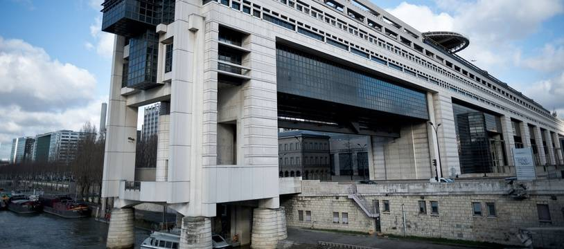 Le ministère du Budget à Bercy.