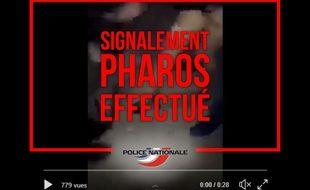 La plateforme Pharos a été saisie après la diffusion sur Internet de la vidéo d'un viol dans la région toulousaine.