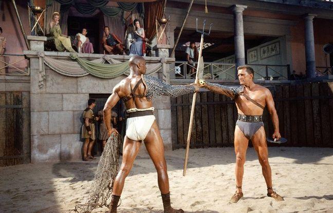 «Spartacus» (1960)