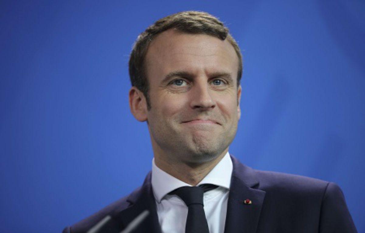 Le premier gouvernement Macron est enfin connu – Michael Kappeler/AP/SIPA