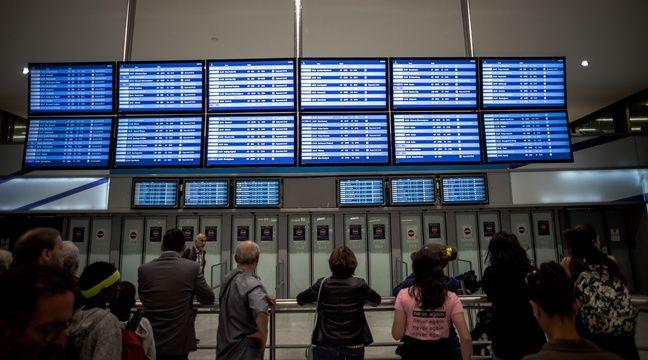 Des lingots d'or transitaient à l'aéroport de Roissy, quatre suspects interpellés