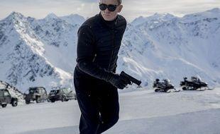Daniel Craig, le James Bond de Spectre.