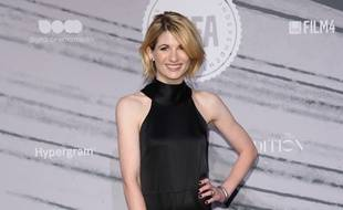 L'actrice Jodie Whittaker aux British Independent Film Awards