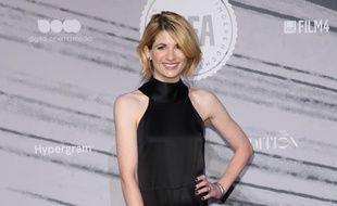 L'actrice Jodie Whittaker aux British Independent Film Awards