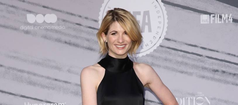 L'actrice Jodie Whittaker, nouvelle Doctor Who