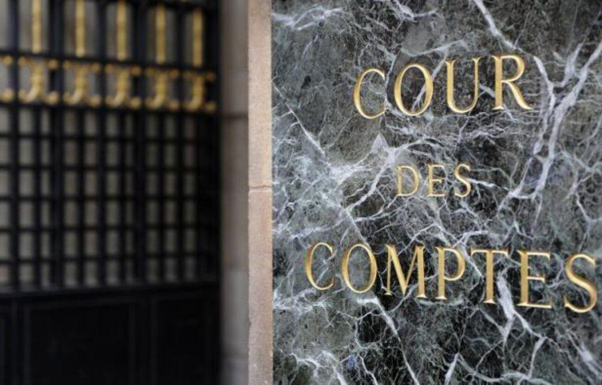 La Cour des comptes a formulé jeudi une série de recommandations pour assurer sur la durée le financement de l'économie française, soulignant que même si les ménages français épargnent beaucoup, cela ne suffit plus à couvrir les besoins, notamment du secteur productif. – Bertrand Guay afp.com