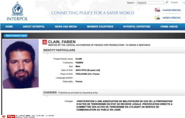 VIDEO. Attentats du 13 novembre: Le djihadiste français Fabien Clain tué par une frappe en Syrie