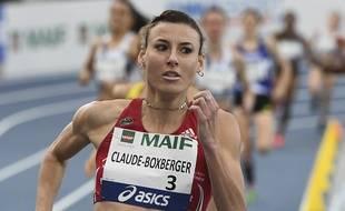 Ophélie Claude-Boxberger a été contrôlée à l'EPO le 18 septembre dernier.