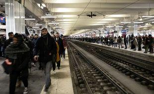 Grève des transports (illustration)