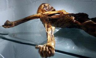 L'homme des glaces Ötzi, dont la dépouille momifiée fut découverte il y a 21 ans dans un glacier alpin, souffrait d'une prédisposition aux maladies cardio-vasculaires, selon une nouvelle étude.