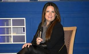 L'actrice Holly Marie Combs