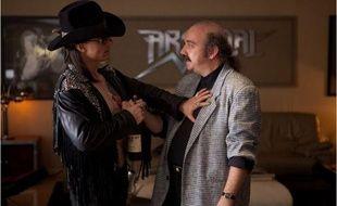 Tom Cruise et Paul Giamatti dans «Rock Forever».