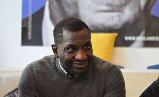 L'ancien capitaine de l'OM, Mamadou Niang est candidat sur les listes de LREM lors des prochaines élections municipales à Marseille.