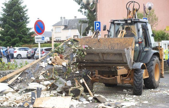 Tornade en Lorraine et au Luxembourg: «On panse nos plaies doucement»