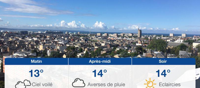 Météo Le Havre: Prévisions du samedi 19 octobre 2019