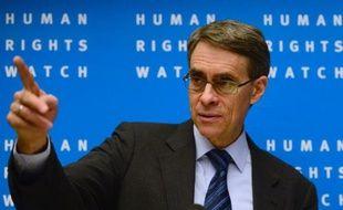 Les Etats-Unis et leur programme de surveillance généralisée sont un exemple dangereux pour les autres pays, à qui ils donnent des prétextes pour censurer les communications en ligne, estime l'ONG de défense des droits de l'homme Human Rights Watch dans son rapport annuel mardi.