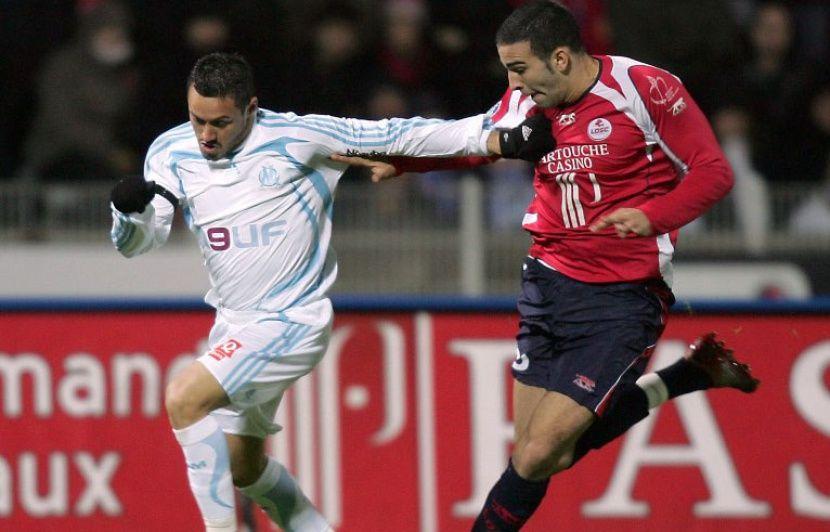 Maillot Domicile Olympique de Marseille Adil RAMI