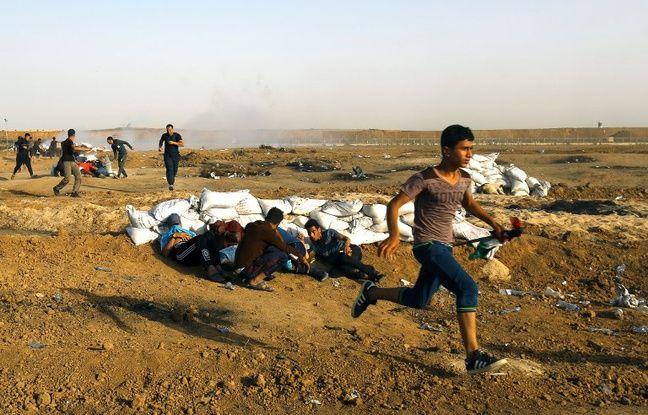 nouvel ordre mondial   Gaza: Deux Palestiniens succombent à leurs blessures infligées lundi, nouveau bilan de 61 morts