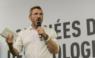 Le député du Maine-et-Loire, Matthieu Orphelin.