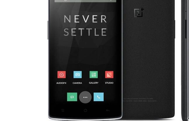 Le OnePlus One, lancé en 2014.