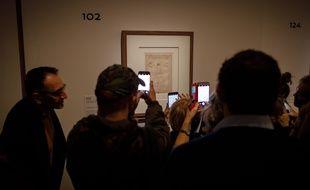 L'exposition Leonard de Vinci au musée du Louvre est complète