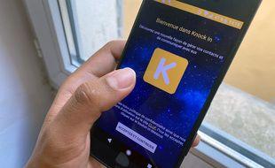 L'application Knock In, développée à Sophia Antipolis, permet de mieux gérer ses communications avec ses contacts