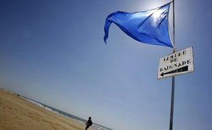 L'écolabel Pavillon bleu récompense cette année 136 communes en France, représentant au total 377 plages, pour la qualité de leurs eaux de baignade et leurs efforts pour respecter l'environnement, avec quinze nouveaux lauréats, dont huit sur la façade atlantique et la Manche.