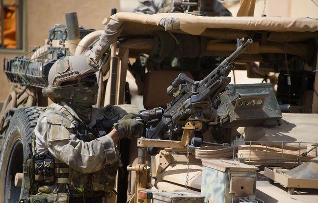 Des militaires français dans le nord-est du Mali, le avril 2015 (illustration).