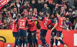 Les Lillois ont déroulé dimanche contre Nîmes (5-0)