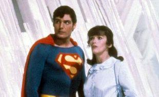 Christopher Reeve et Margot Kidder dans la saga «Superman».