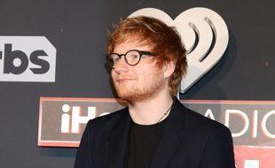 Ed Sheeran aux iHeart Music Awards en mars 2017