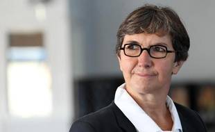 La ministre des Sports Valérie Fourneyron, le 25 juillet 2013.