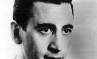 L'écrivain américain J.D.Salinger en 1951.