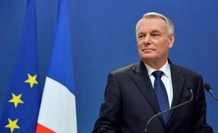 Le Premier ministre Jean-Marc Ayrault le 6 novembre 2012