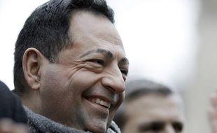 Jean-Luc Romero, le 28 janvier 2010, à Paris.