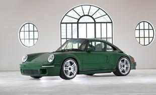 La RUF SCR est une splendide réinterprétation néo-rétro des Porsche des années 80.