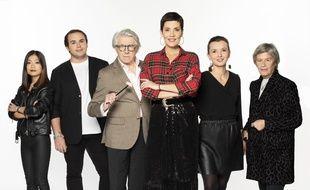 Cristina Cordula et son équipe d'experts pour «Les Reines des enchères», à partir du 7 janvier sur M6