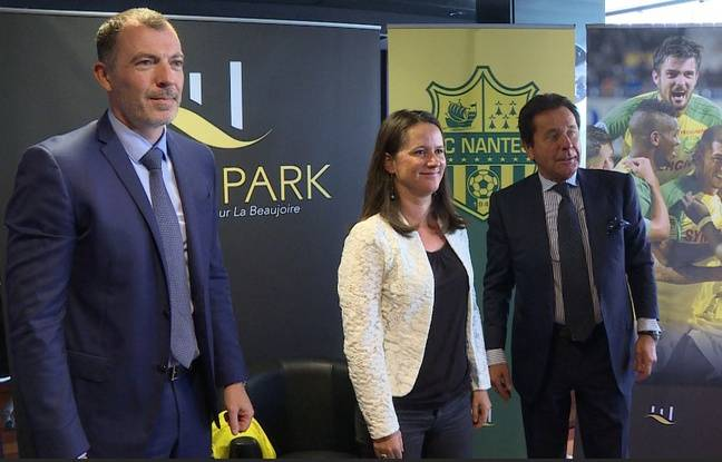 Nantes: «Si on n'a pas YelloPark, on n'aura pas les Jeux Olympiques», affirme Johanna Rolland