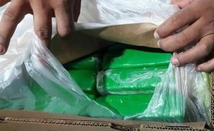 Les autorités colombiennes ont saisi 5,2 tonnes de cocaïne à Turbo, en mars 2018