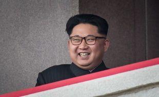 Le dirigeant nord-coréen Kim Jong-un en mai 2016.