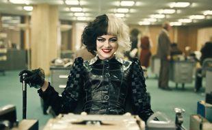 L'actrice Emma Stone dans un extrait de «Cruella»