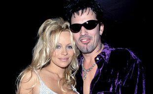 Les anciens époux Pamela Anderson et Tommy Lee