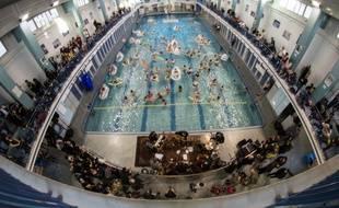 Le groupe Santa Cruz avait joué l'an dernier dans la piscine Saint-Georges.