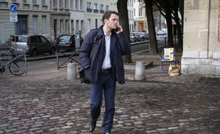 Le maire PS de Rouen, Nicolas Mayer-Rossignol.