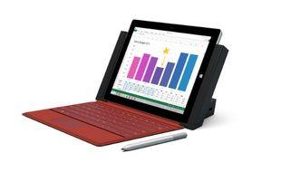 La Tablet-PC Surface 3 est proposée à partir de 599 euros.