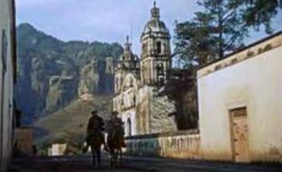 Veracruz, western avec Gary Cooper et Burt Lancaster