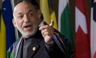 Cette proposition, avancée dès 2005 par le président afghan Hamid Karzai, figure dans le communiqué final de la conférence, pour la première fois dans l'histoire des réunions internationales sur l'Afghanistan après l'intervention militaire américaine de 2001.