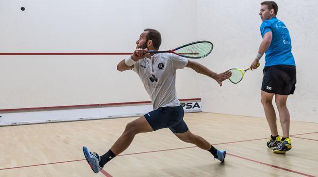 Open de France à Nantes : Faire du squash est-il vraiment dangereux pour la santé ? - 20 Minutes